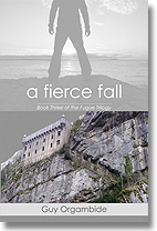 A Fierce Fall cover